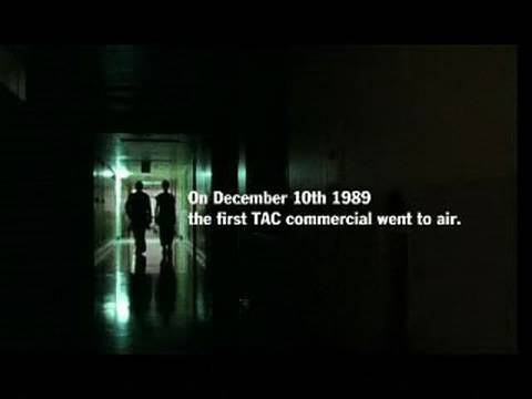 """TAC Campaign - 20 year Anniversary retrospective montage """"Everybody Hurts"""" music by REM TV ad"""