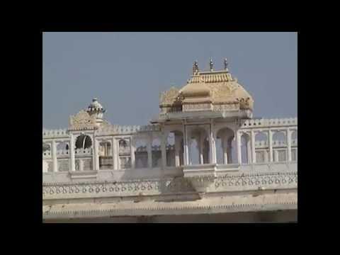 Udaipur - der Stadtpalast