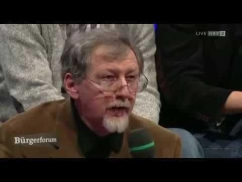 Wortmeldung ORF Bürgerforum 31-01-2012