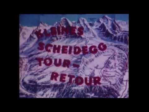 Kleines Scheidegg tour - retour