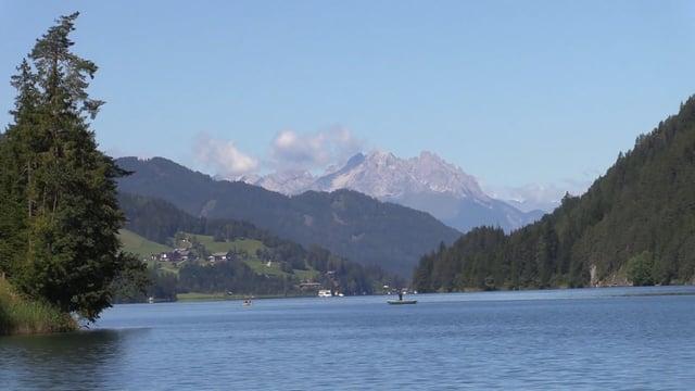 Beim Weißensee