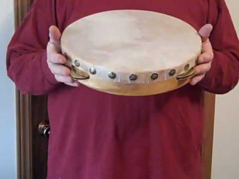 Big Minstrel Tambourines now available