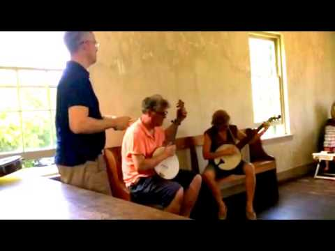 Antietam Early Banjo Gathering - June 2015