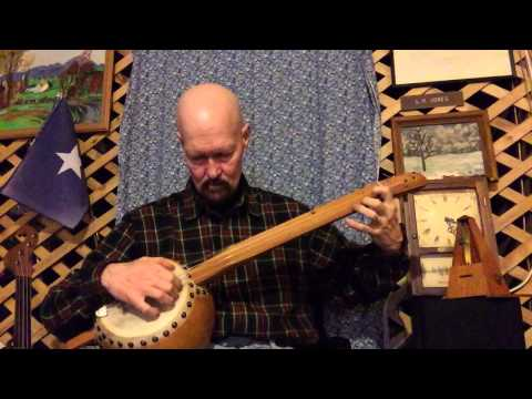 Briggs' Breakdown, Menzies' Gourd Banjo