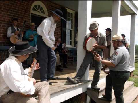 The Joel Walker Sweeney Early Banjo Convergence, 2013