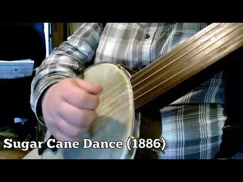 Sugar Cane Dance (1886).