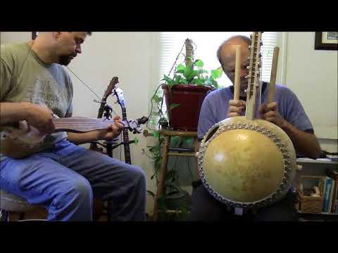 Kora & Gourd Banjo Improv.