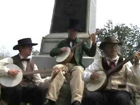 Gettysburg Banjo 5   Briggs' Breakdown and Briggs' Reel