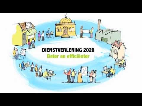 Overheidsbrede dienstverlening 2020