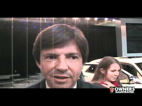 Olivier Francois President & CEO Chrysler Brand exclusive interview
