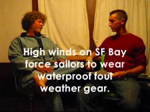 Mini Ethnography - Sailors of the San Francisco Bay