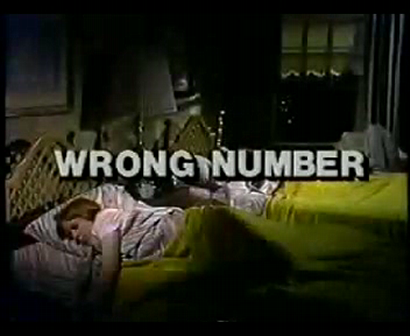Wrong number--Very funny- Watch it to the end