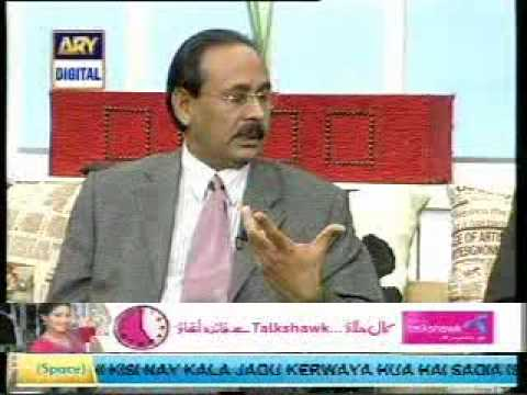 Dr. Moiz Hussain about black magic 29-01-2010 Part 5.mpg