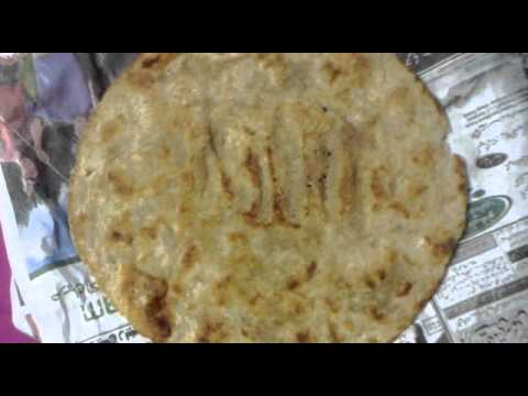 MIRACLE OF ALLAH ON ROTI ON 15 SHABAN 2011 IN QURESHI FAMILY'S HOME.mp4