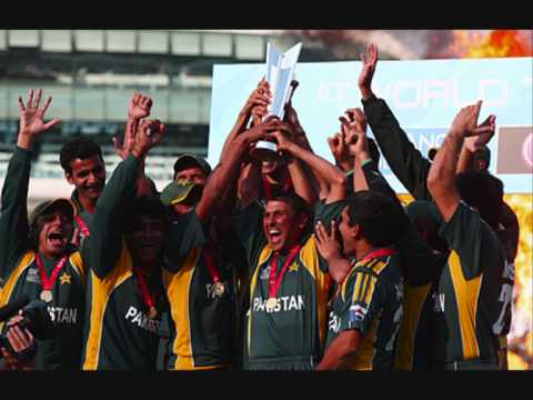 Stand Up (For the Champions) - 2009 ICC T20 WORLD CUP CHAMPIONS - PAKISTAN