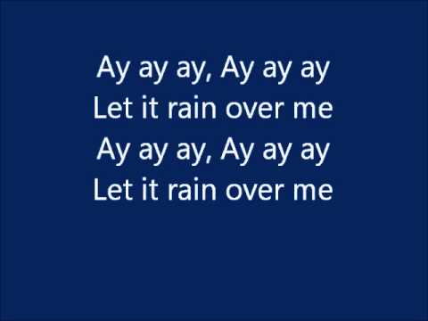 Rain Over Me By Pitbull ft. Mark Anthony With Lyrics