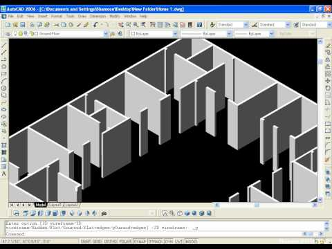AutoCAD Project Training 1_2