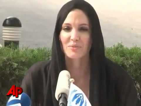 Angelina Jolie Defend The Quran