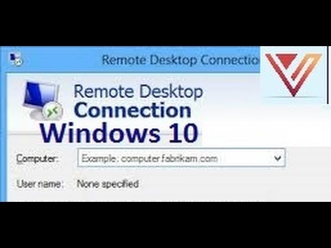 Remote desktop connection or Remote login and Remote desktop connection manager or Remote desktop ma