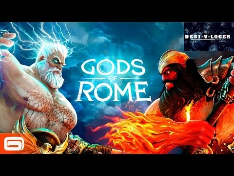 Fight Till Death Gods Of Rome Latest Xbox Games-Desi  V Logger