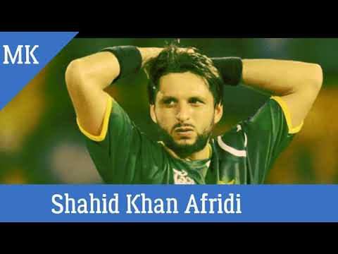 Best news About Shahid Khan Afridi Best news