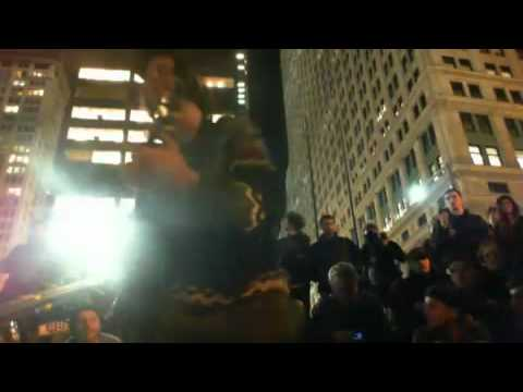 Jeff Mangum live at Occupy Wall Street