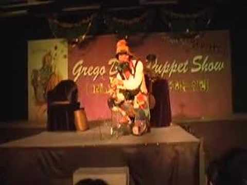 Grego Musical Puppets