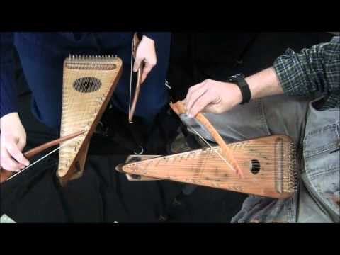 Tennessee Waltz - Tenor Bowed Psaltery Duet