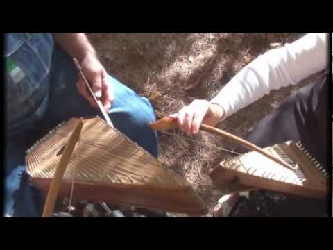 Loch Lomond - Bowed Psaltery Duet