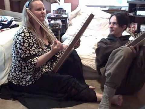 Bowed Psaltery - Bring a Torch, Jeanette Isabella