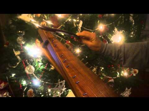 Auld Lang Syne on the bowed psaltery by Brenda Mangan