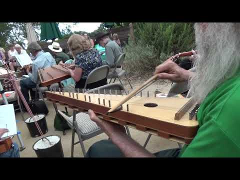 """""""SCDH MUSIC JAM #1"""" with Bowed Psaltery"""