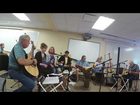 Spring Creek Band Dulcimer Days 2018 Part 3