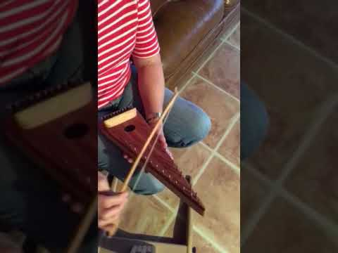 St. Anne's Reel - Soprano Bowed Psaltery