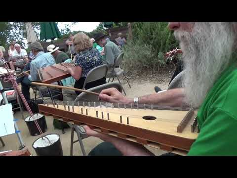 """""""SCDH MUSIC JAM #3"""" with Bowed Psaltery"""