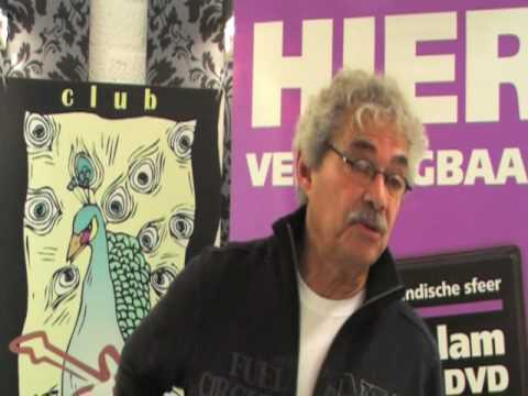 Reportage IndoRock Gala - Interview met Woody van The CZ