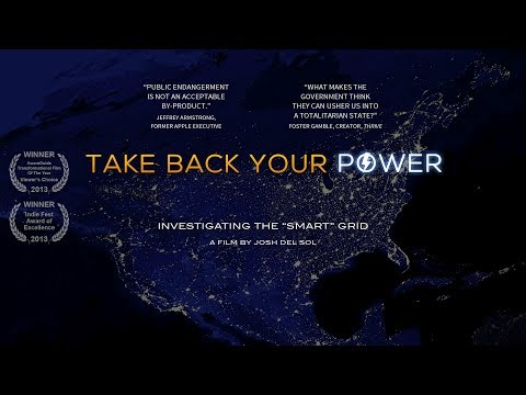 Take Back Your Power - Official Trailer (2013)