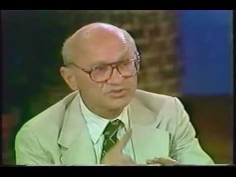 Milton Friedman: Why soaking the rich won't work.