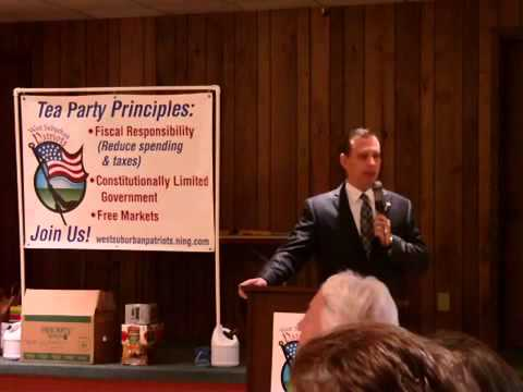C. Steven Tucker - The Truth About Obamacare 12/10/11