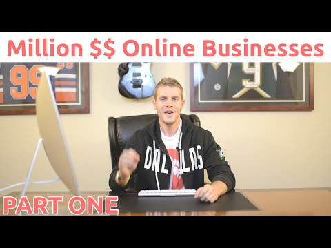 How To Make Millions Online Course PT 1 : What The Heck Do I Do?