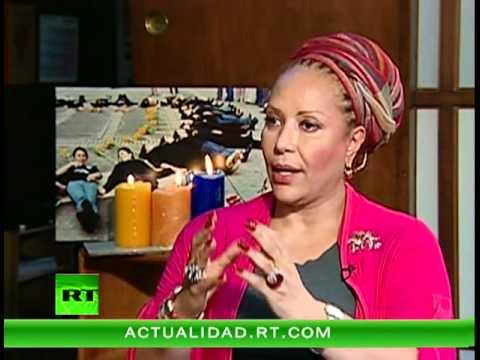 Entrevista con Piedad Córdoba, senadora colombiana