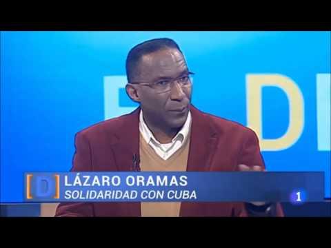 El cubano impasible repartiendo zascas a diestro y siniestro en el debate de la 1.