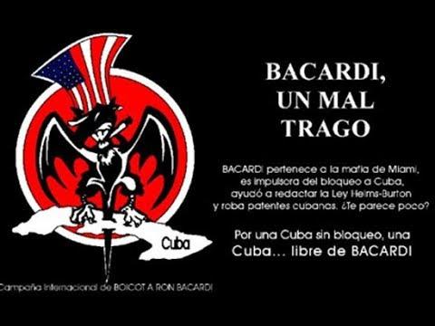 Bacardí: mafia, publicidad engañosa y boicot internacional
