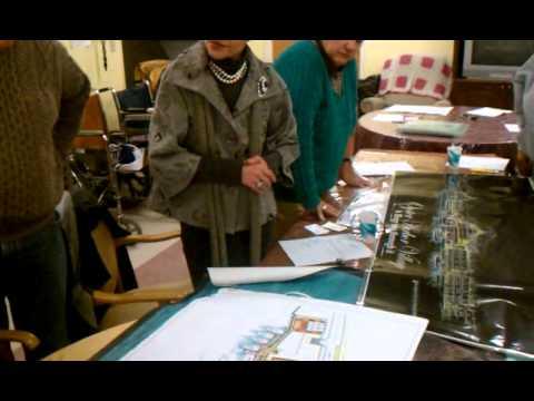 Developer Fereshteh Bekhrad  presents her vision of Quinnipiac Riviera