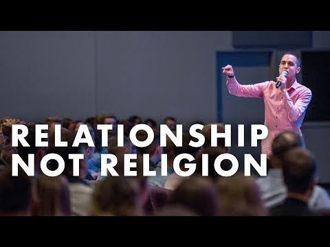 Isaiah Saldivar | Relationship Not Religion