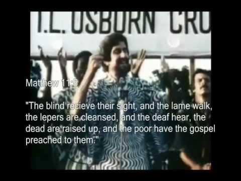 Nakuru, Kenya   (1981)   Osborn Crusade  T.L. OSBORN - Part 3. of 3.