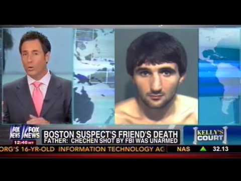 Father Says FBI Killed Son Linked To Boston Suspect 'Execution Style' While '100 Percent Unarmed'