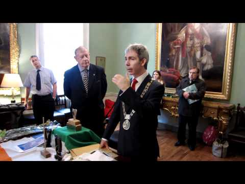 Ireland's Independence Day 21st January 2012 - Part 1