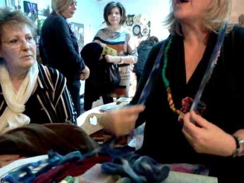 Χριστουγεννιάτικο Bazaar 2011 - Παρουσίαση #6 (Μέρος 1ο)