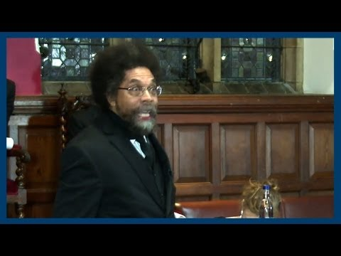 Cornel West | Occupy Wall Street Debate | Oxford Union